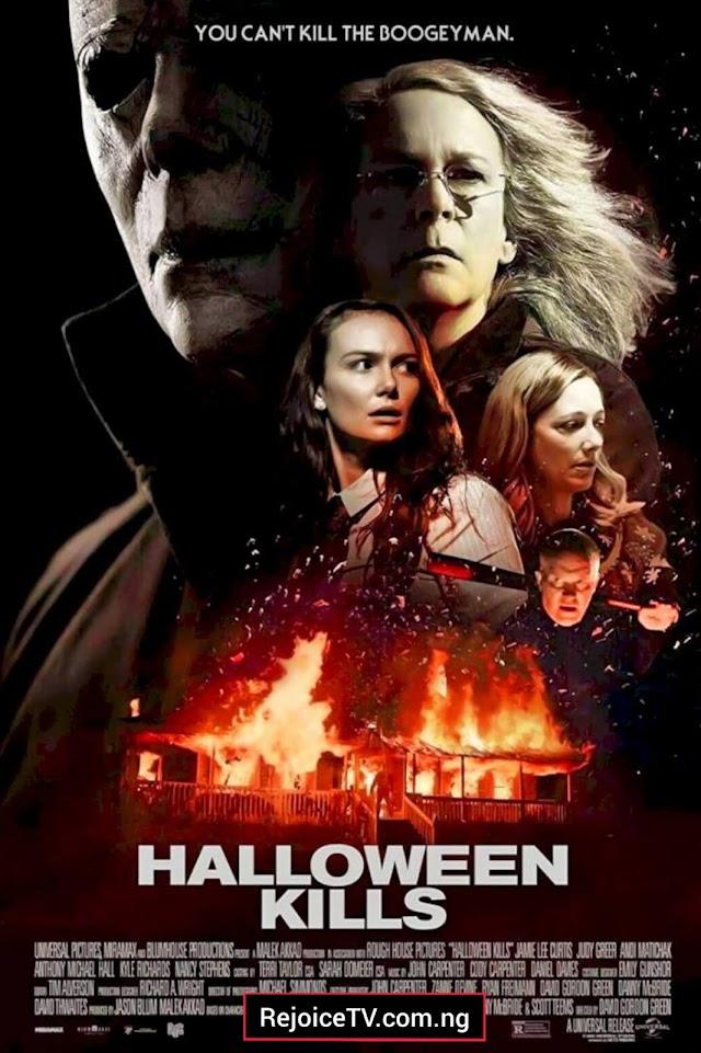 [Movie] Halloween Kills (2021)