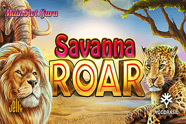 Main Gratis Slot Demo Savanna Roar Yggdrasil