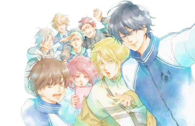 Anunciada película del anime original Bakuten!!