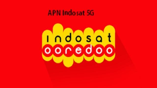 APN Indosat 5G