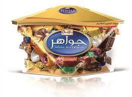 سعر شوكولاته جواهر الصغيرة و الكبيرة في مصر 2021