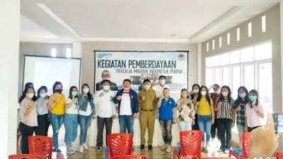 BP2MI Manado Gelar Kegiatan Pemberdayaan Bagi PMI Purna Dan Keluarga