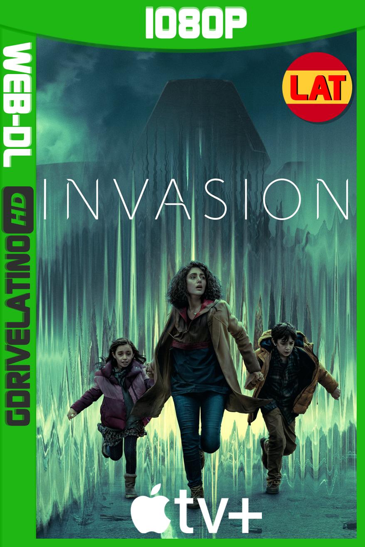Invasión (2021) APTV+ Temporada 01 [03/10] WEB-DL 1080p Latino – Ingles