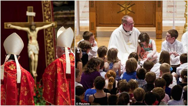 Terungkap! 3.200 Pastor Pedof*l Beroperasi di Gereja Prancis Sejak 1950