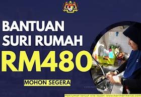Bantuan Suri Rumah RM450, Semak Syarat Kelayakan & Cara Mohon