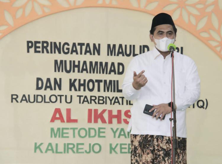 Peringatan Maulid Nabi  SAW jadi Momentum Kebangkitan Ilmu Pengetahuan Umat Islam