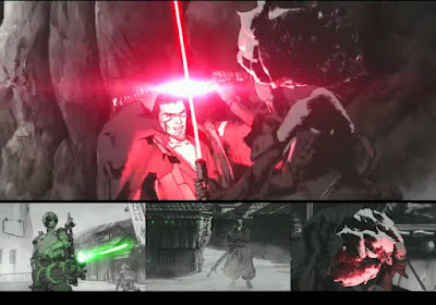 STAR WARS: VISIONS   TOP MEJORES EPISODIOS