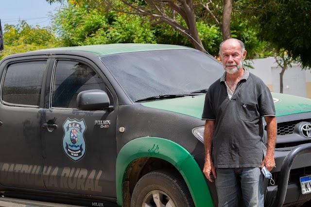 Rui Medeiros assume Coordenação da Guarda Municipal de São Domingos e Patrulha Rural