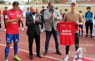 Fútbol Aranjuez Juanjo Estévez