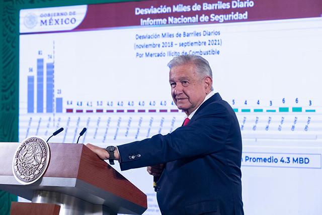 """""""Conviene al pueblo"""" reforma en materia eléctrica: AMLO"""