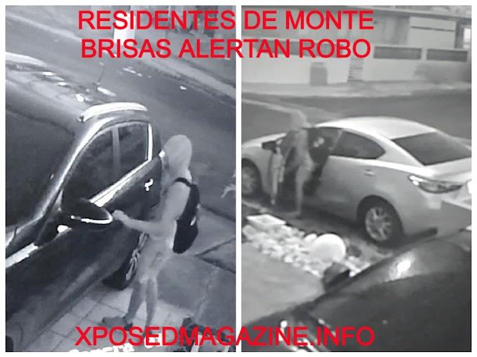 RESIDENTES DE MONTE BRISAS EN FAJARDO ALERTAN ROBO