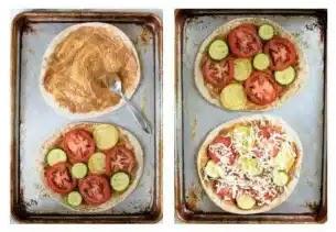 طريقة عمل,وصفة,بيتزا بيتا,Pita Pizza,Pita Pizza recipe,recipe