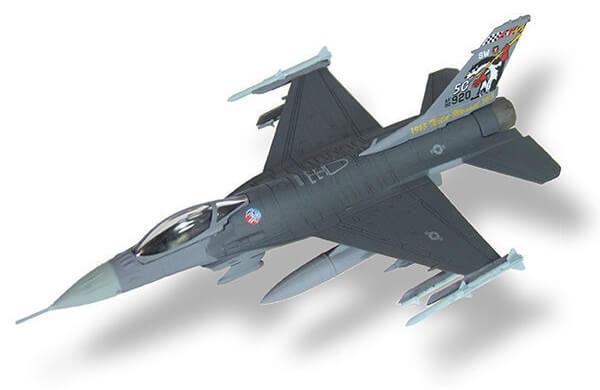 aviones de combate F-16CM Fighting Falcon