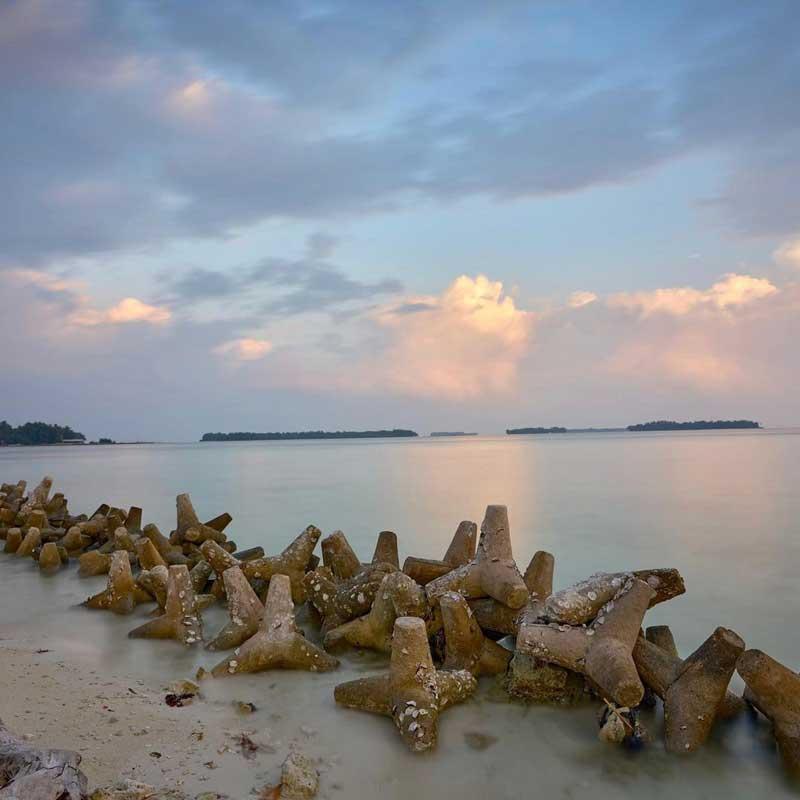 Pulau Putri Pulau Seribu Jakarta