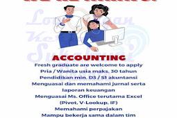 Lowongan kerja Hutama Jaya Nusantara
