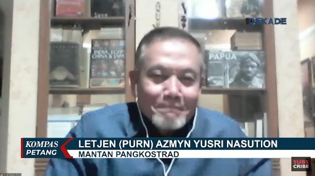 Azmyn Nasution Buka Suara: Setelah Tua Saya Banyak Membaca, Membuat Patung Dilarang dalam Islam