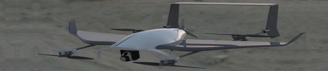 First Look At Indian Army's New Cargo Drones For Ladakh