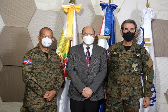 En la víspera de Simulacro Nacional frente a Terremotos ONESVIE firma contrato con FF.AA. para evaluar riesgos sísmicos en Hospital Central