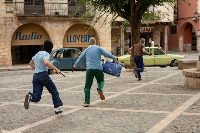 La acción se vuelve importante en la trama, dando lugar a multitud de golpes y acelerando el camino hacia el final.