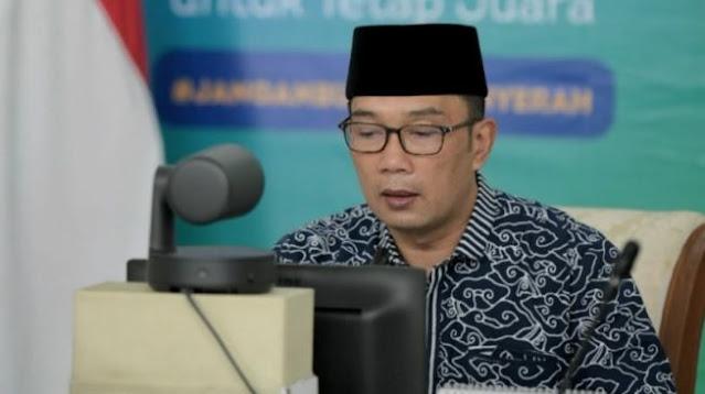 Survei Capres 2024 Masuk Tiga Besar, Ridwan Kamil Tokoh Jabar Yang Menasional