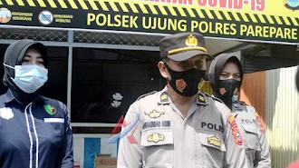 Polres Parepare Beserta Jajarannya Menggelar Operasi Nusa Aman II