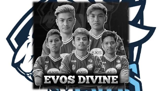 anggota ff evos divine