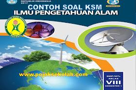Soal KSM IPA Jenjang MTs Tingkat Kabupaten/Kota