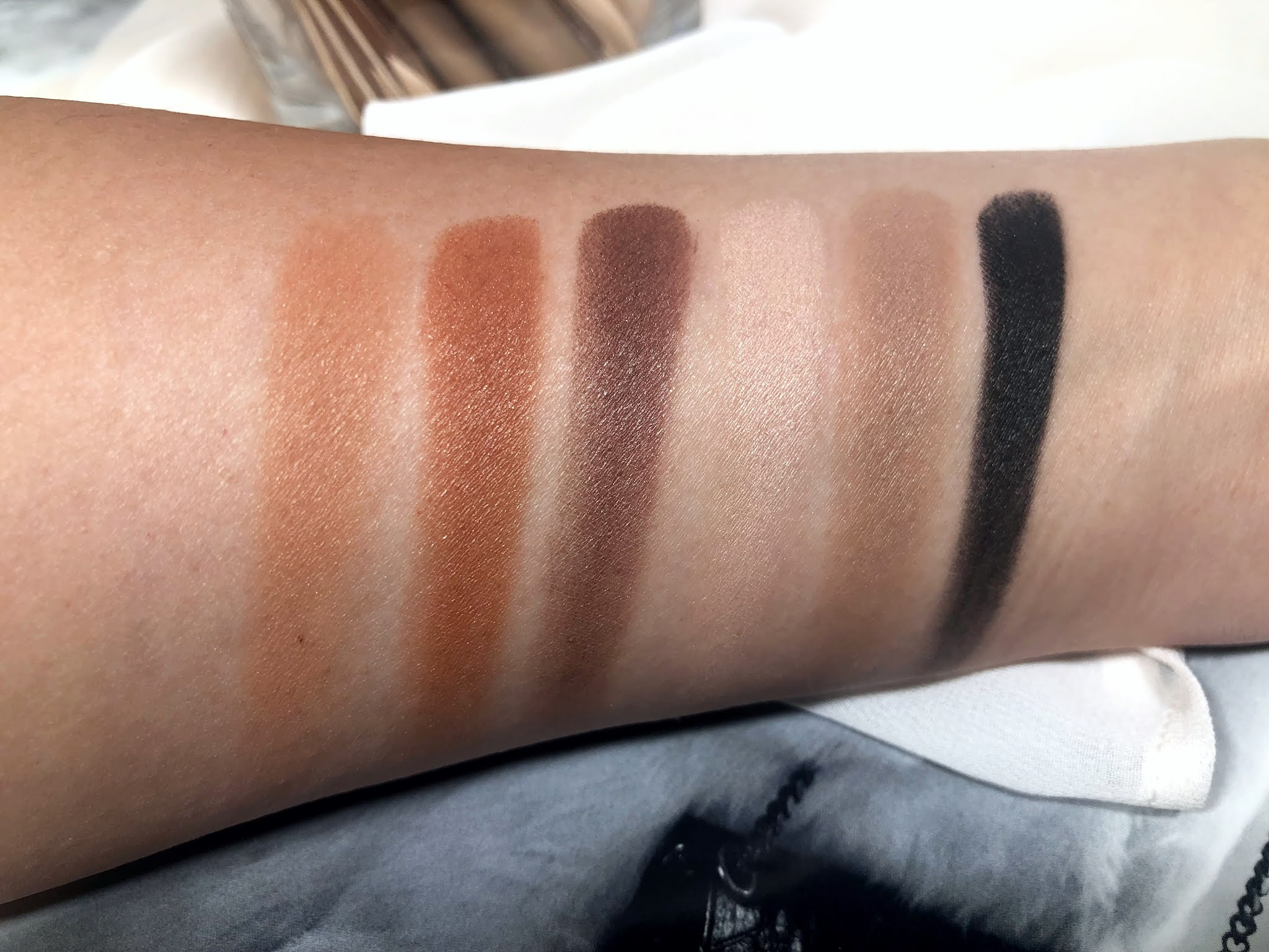 Charlotte Tilbury Super Nudes Easy Eyeshadow Palette Review and Swatches