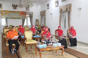 Tumbuhkan Budaya Siaga DPW Sosialisasikan Keluarga Tangguh Bencana