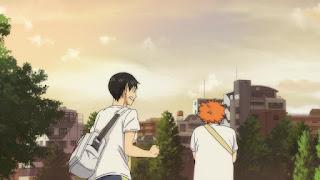ハイキュー!! アニメ 2期3話   テスト赤点 日向翔陽 影山飛雄   HAIKYU!! Season2 Karasuno
