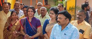 डा.अंकिता राज ने ग्राम सचिवालय का किया लोकार्पण | #NayaSaberaNetwork