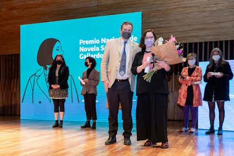 I Premio Nacional de Novela Sara Gallardo para Marina Yuszczuk