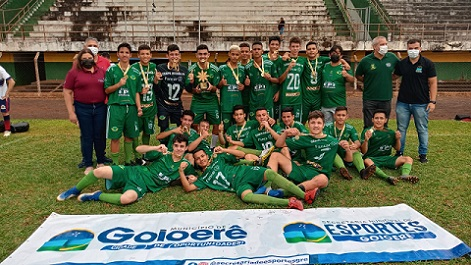 Campo Mourão traz os dois títulos do Paraná Bom de Bola, Roncador ficou com o vice na Categoria Sub-21.