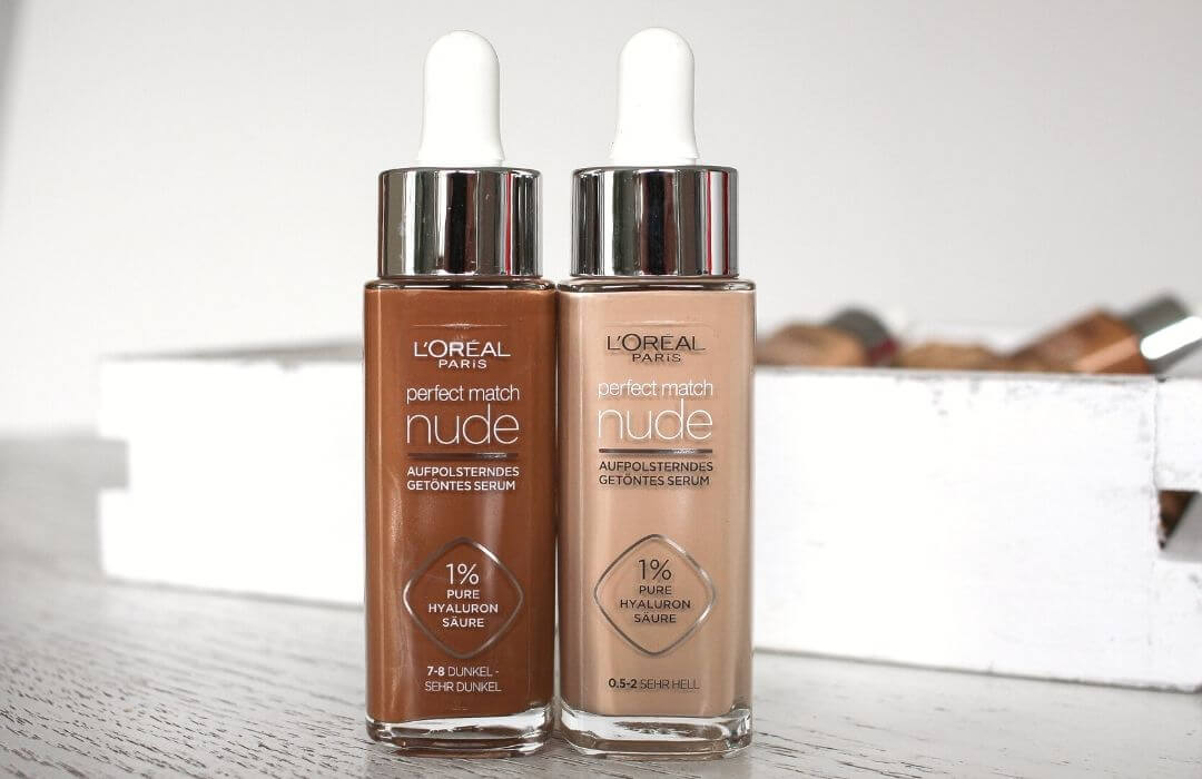 Loreal-Perfect-Match-Nude-Serum-Review