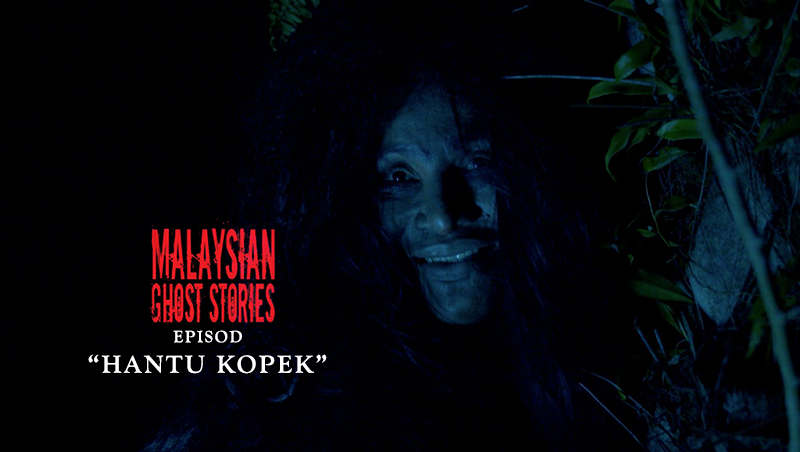 Malaysian Ghost Stories Episod 30 Hantu Kopek