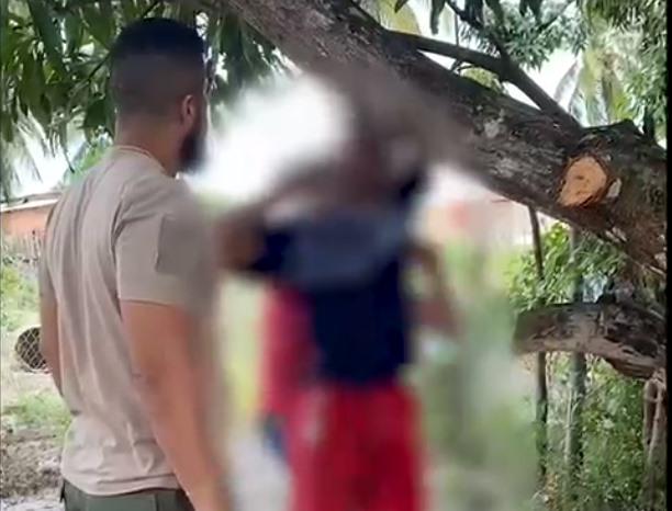 Homem é preso após enviar áudios para menina de 12 anos sugerindo relações sexuais; veja vídeo