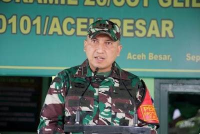Kodim 0101/Aceh Besar Selalu Siap Bantu Masyarakat