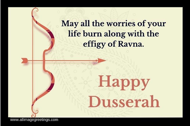 Happy Dusserah greeting