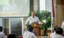 Alexander Wilyo Buka Sosialisasi dan Penandatanganan BAST Pelaksanaan PPL Oleh Kominfo