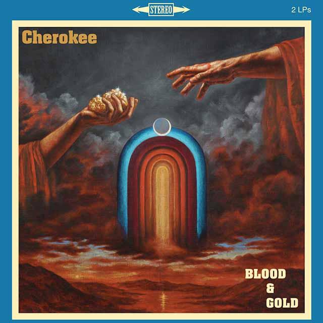 """Ο δίσκος των Cherokee """"Blood & Gold"""""""