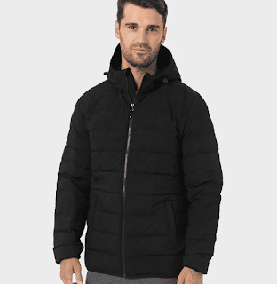 $25, 32 Degrees: Men's or Women's Lightweight Recycled Poly-Fill Packable Jacket