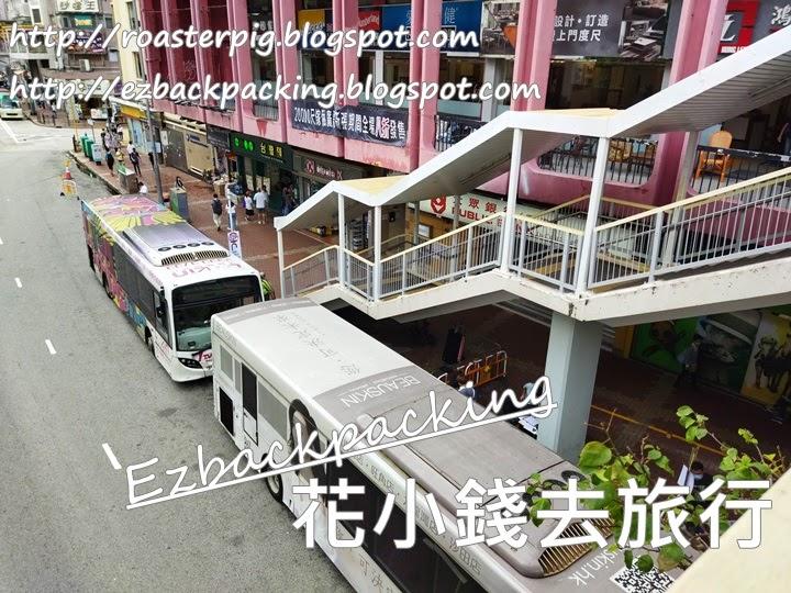 圓玄學院32P巴士位置