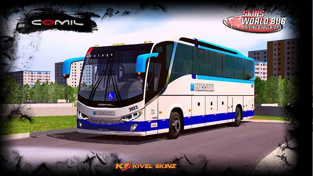 COMIL 1200 4X2 - VIAÇÃO PIRACICABANA