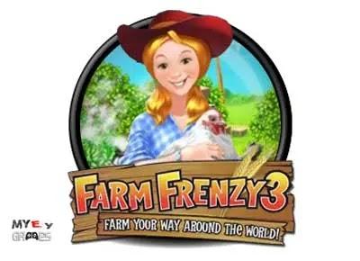 تحميل لعبة Farm Frenzy 3 كاملة للكمبيوتر والجوال برابط مباشر من ميديا فاير