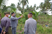 Sinergi Amankan Perairan Natuna, Bakamla Jalin Kerja Sama dengan Pemkab Natuna