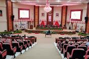 DPRD Sulut Gelar Rapat Paripurna Dalam Penandatanganan Nota Kesepakatan KUA- PPAS APBD Tahun Anggaran 2022