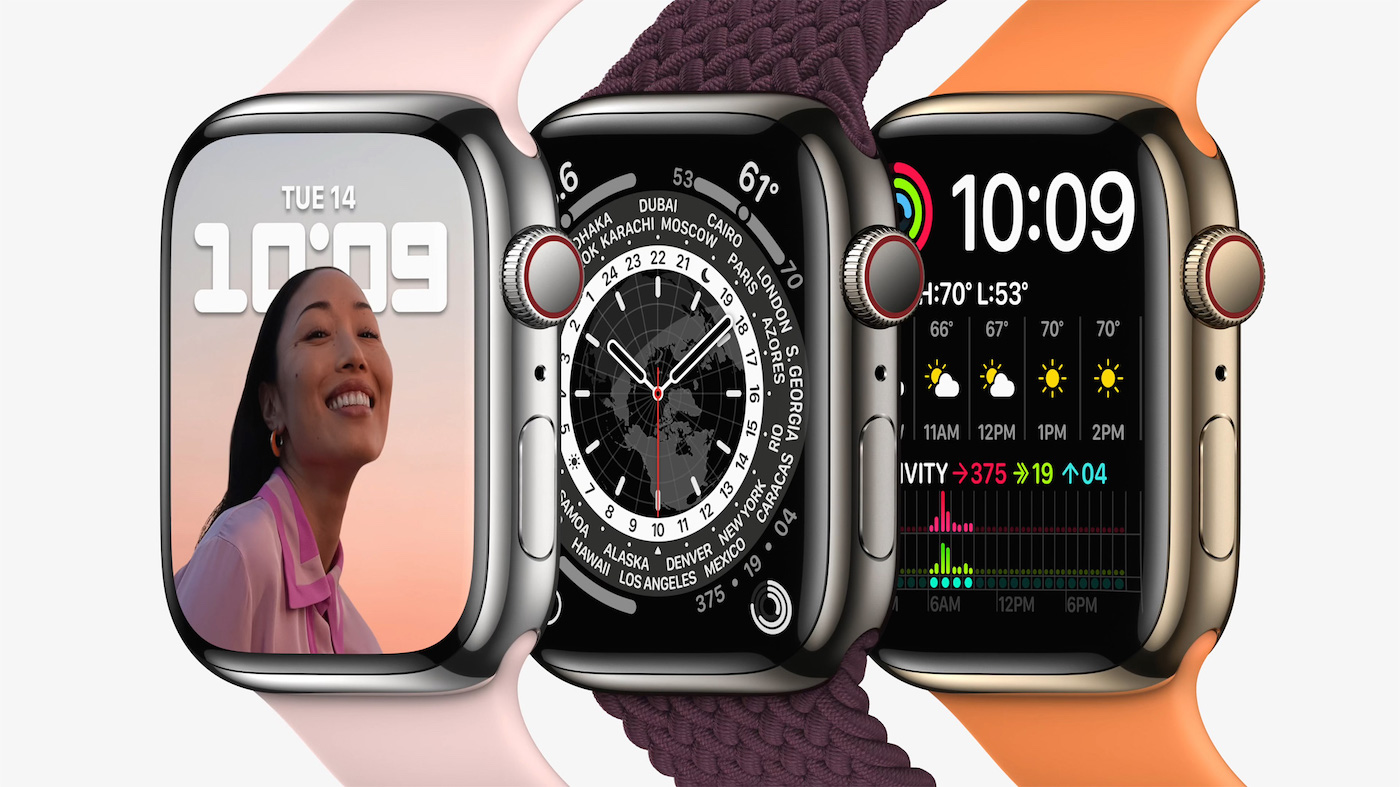 Apple Watch Series 7 to be available in stores from October 15