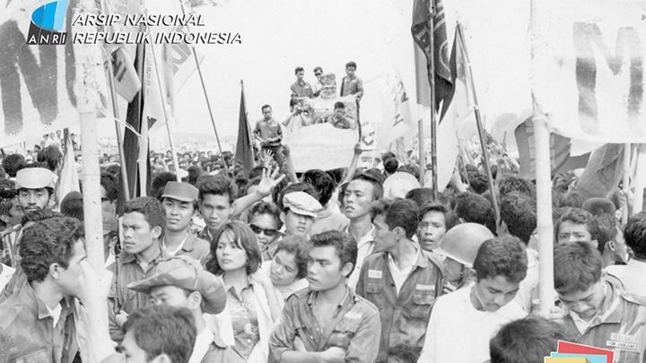 Mengenal KAMI, Organisasi Mahasiswa Anti-PKI di Akhir Pemerintahan Soekarno