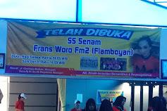 Welcome to Sanggar Senam Fran's Woro Manajemen Slogohimo Wonogiri