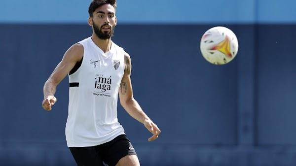 """Juande - Málaga -: """"Tenemos ganas de jugar, y más en casa"""""""